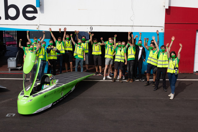 New team, new challenge: the iLumen European Solar Challenge