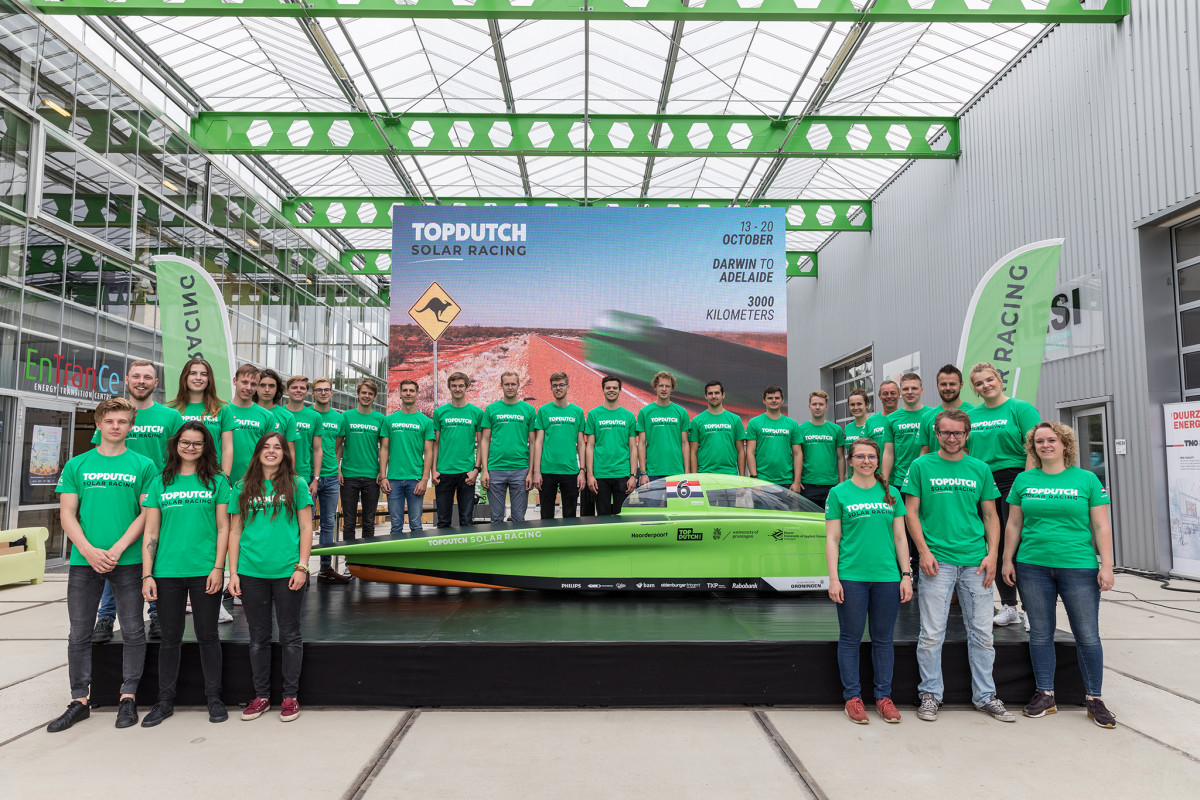 Why we started Top Dutch Solar Racing