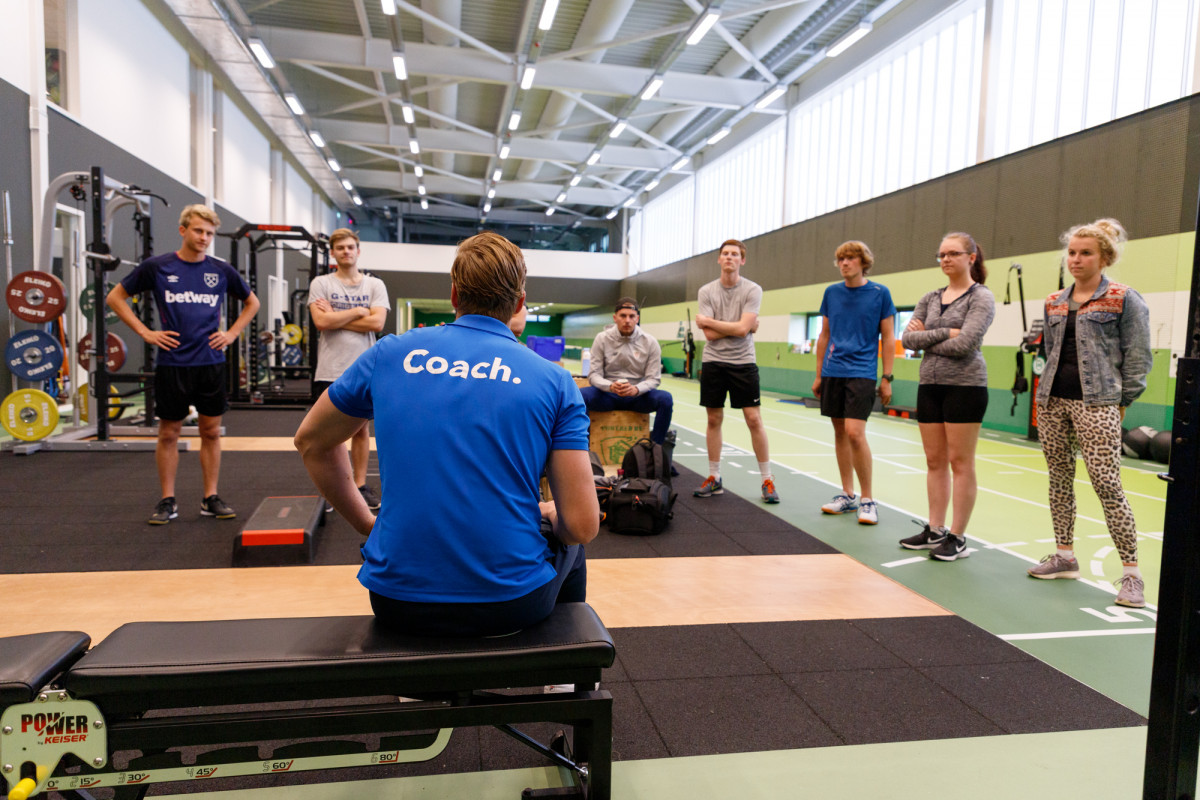 Driven to train hard - Driver training at the Omnium